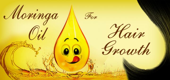 moringa oil for hair growth