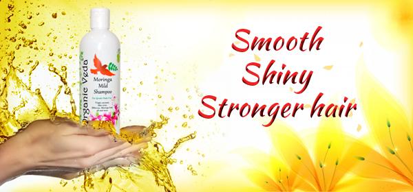 moringa oil shampoo