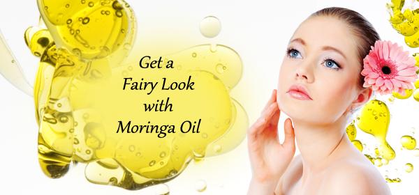 composition of moringa oil
