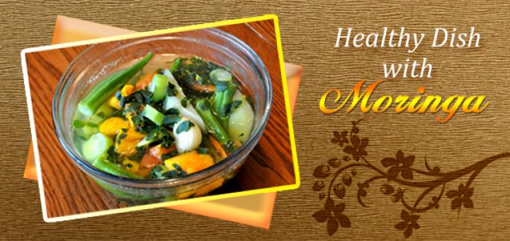 moringa vegetable stew
