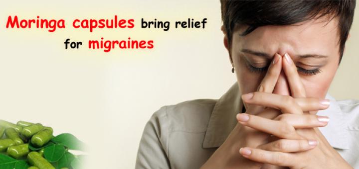 moringa for migraines