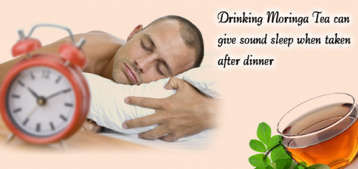 moringa for sleep