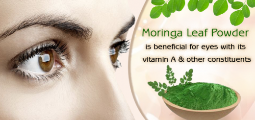 moringa for eyes