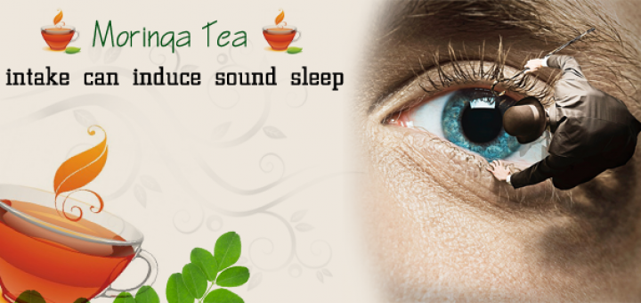 moringa for insomnia