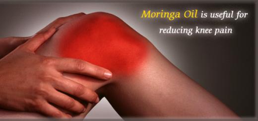 moringa for knee pain