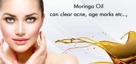 moringa for skin problems