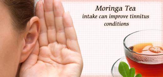 moringa for tinnitus